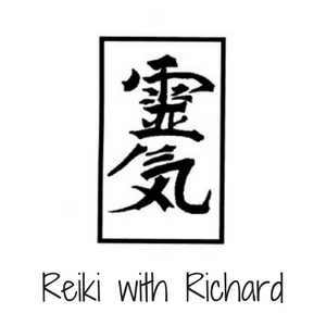 Reiki with Richard E. Ward